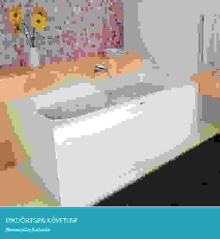 DİKDÖRTGEN KÜVETLER Çalık Konsept Mimarlık BanyoKüvet & Duşlar Beyaz