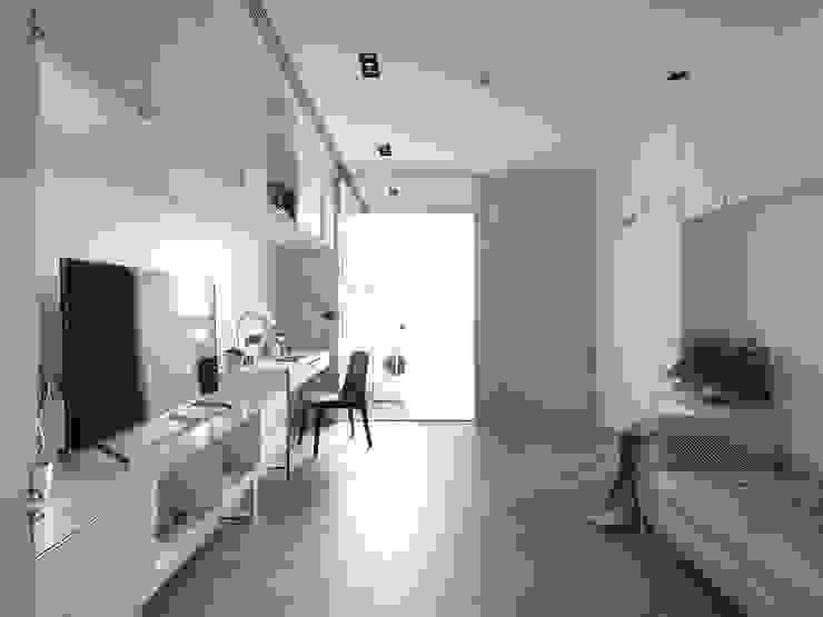 木皆空間設計 Livings de estilo moderno