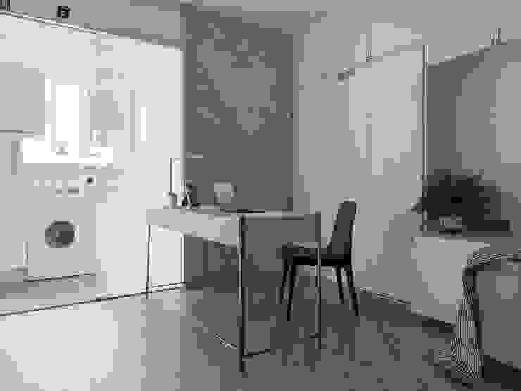 木皆空間設計 Dormitorios de estilo moderno