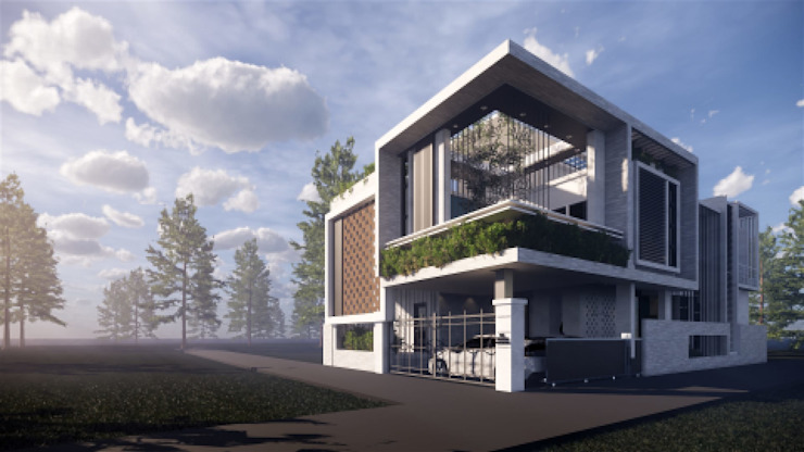 Isometric View by MAP Architects Modern