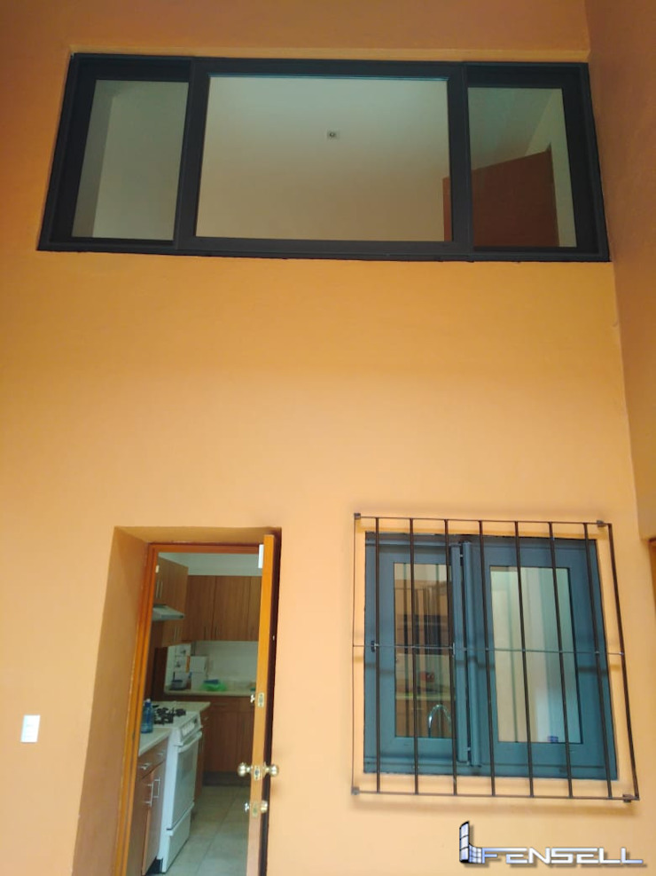 FENSELL Windows & doorsWindows Plastic Black