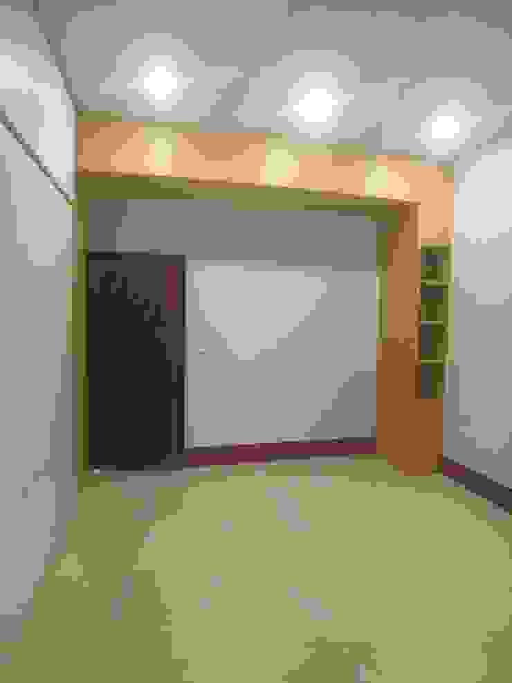 二樓房間-木作裝飾 根據 houseda