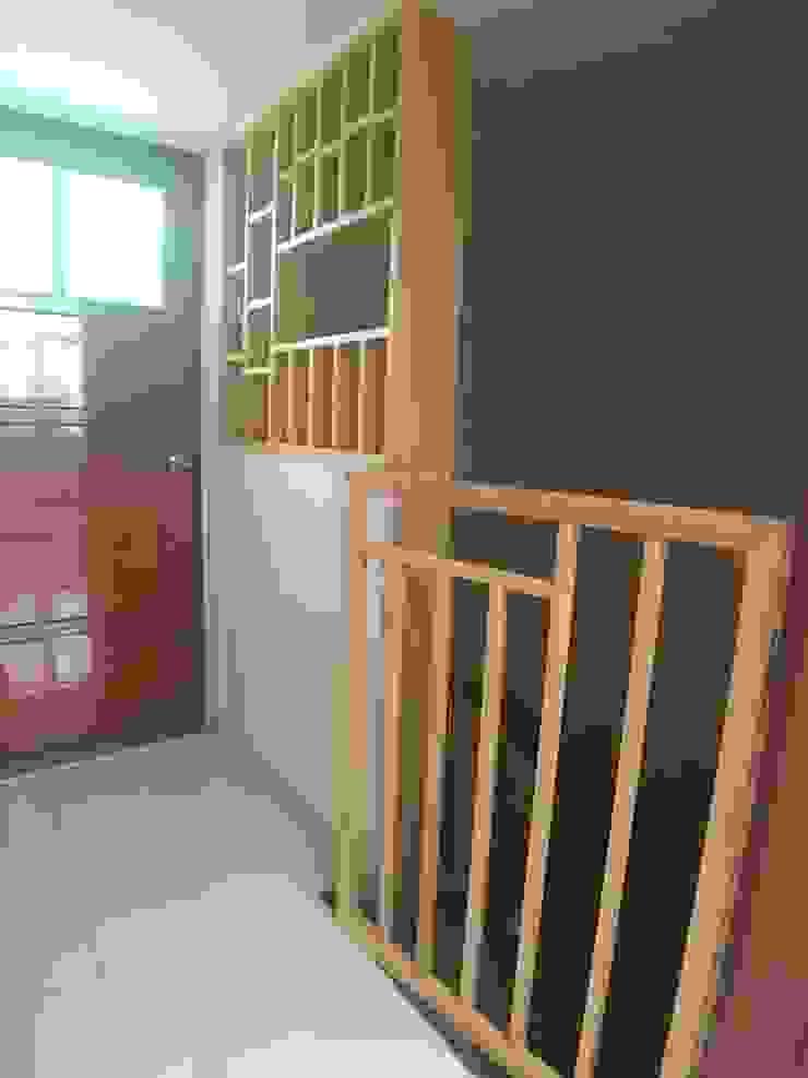 四樓梯間-after 根據 houseda
