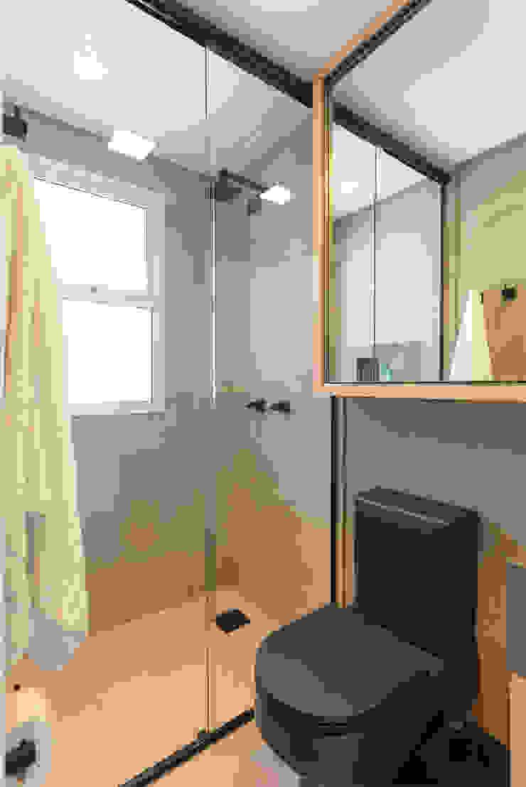 Cassiana Rubin Arquitetura 浴室