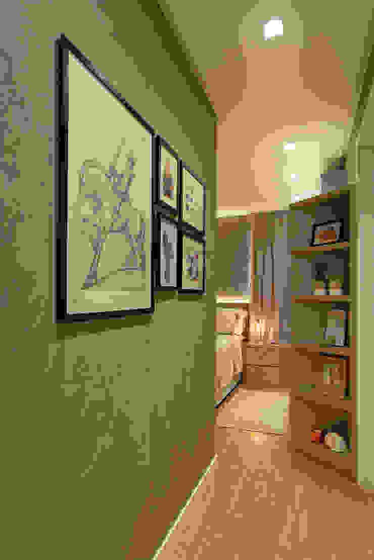 Cassiana Rubin Arquitetura 臥室