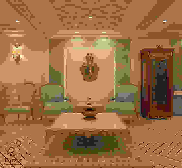 Classic Reception Design من Puzzle كلاسيكي