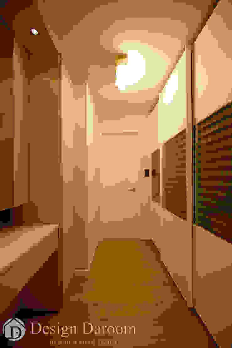 우장산 롯데캐슬 45py 안방 드레스룸 모던스타일 드레싱 룸 by Design Daroom 디자인다룸 모던