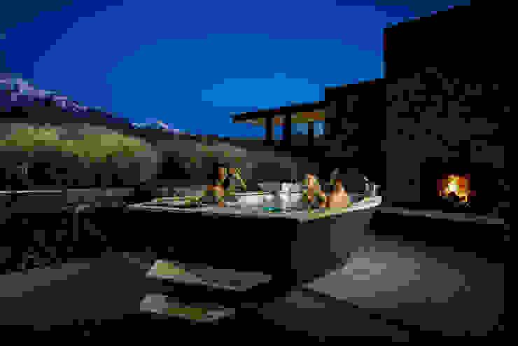 Modern Terrace by SPA Deluxe GmbH - Whirlpools in Senden Modern