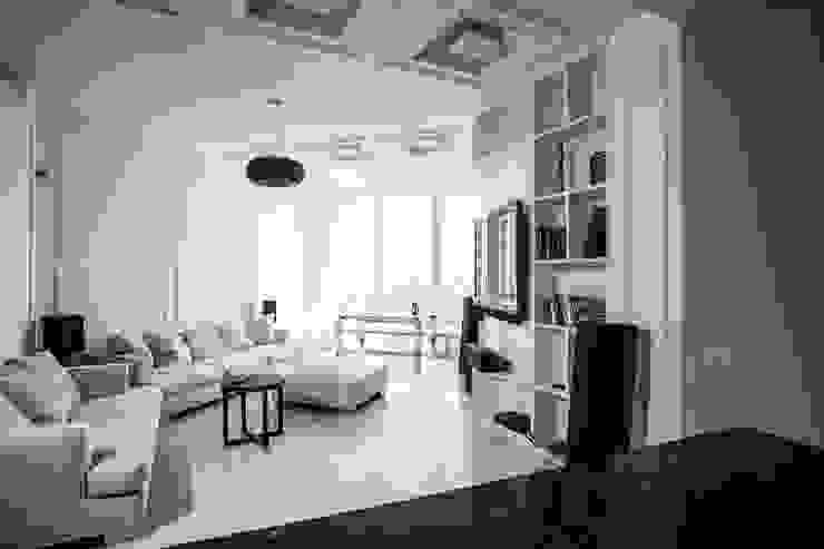 Salas de estilo escandinavo de Технологии дизайна Escandinavo