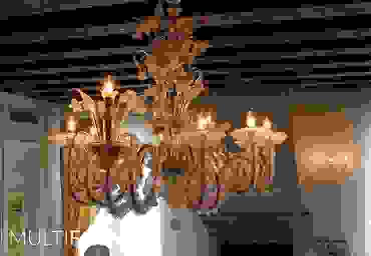 GIUSTI WINE Гостиная в классическом стиле от MULTIFORME® lighting Классический
