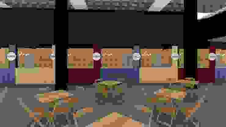 Detalhe Arquitetura e Engenharia Office spaces & stores