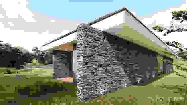 Casa de Figueiras Casas modernas por Miguel Zarcos Palma Moderno