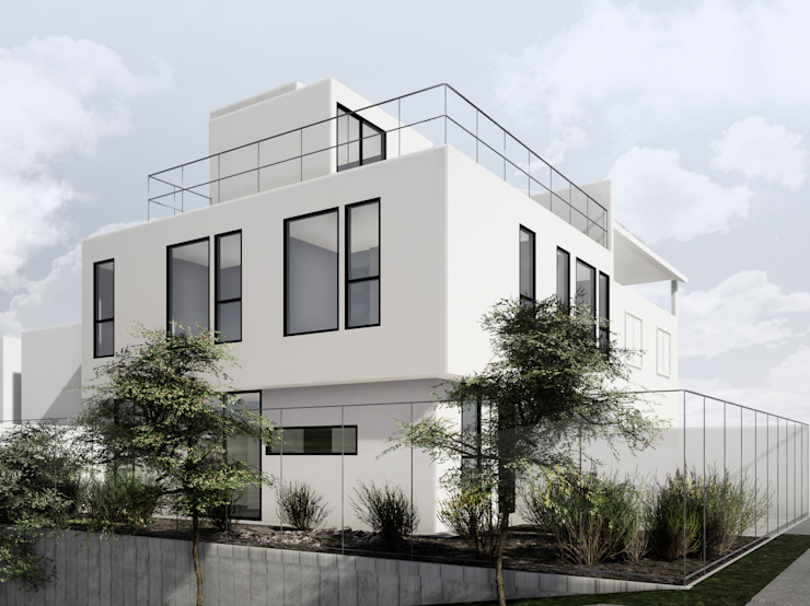 Atelier Becker Casas modernas