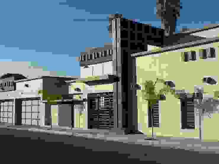 REMODELACION RESIDENCIA BUROCRATA Casas modernas de GRACIA VALENCIA y asociados, S.A de C.V. Moderno
