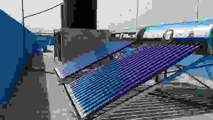 par Solar Azteca Industriel Fer / Acier