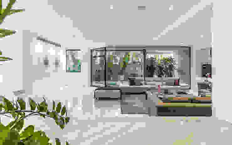 SALA Salas de estilo moderno de Design Group Latinamerica Moderno