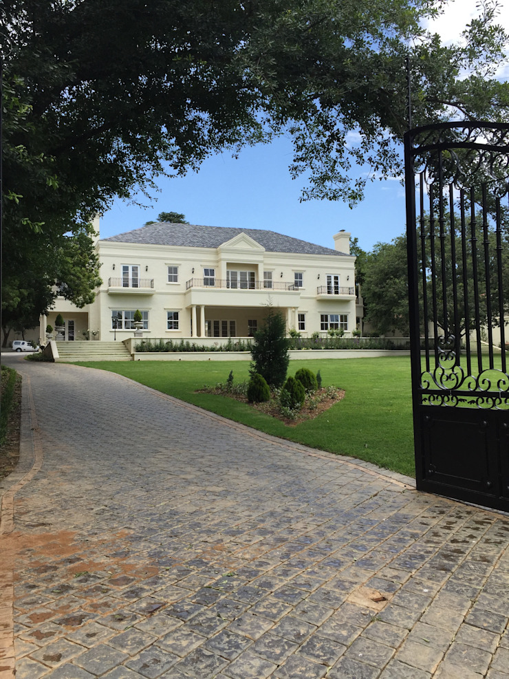Bryanston - exterior by Allison's drawing office -Pat Armstrong Classic