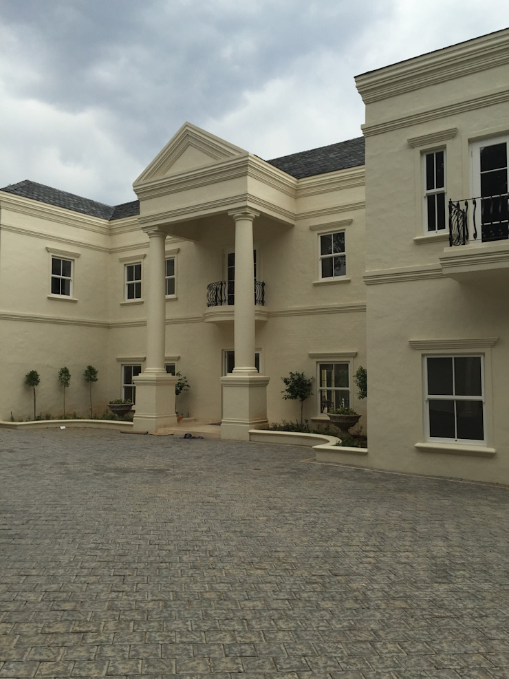 Bryanston -exterior by Allison's drawing office -Pat Armstrong Classic