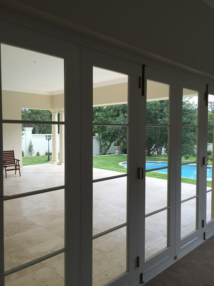 Bryanston - Terrace by Allison's drawing office -Pat Armstrong Classic