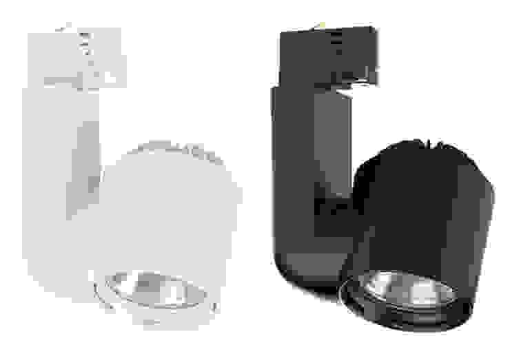 Foco LED de carril modelo JADE S. Iluminación interior. de OutSide Tech Light Moderno