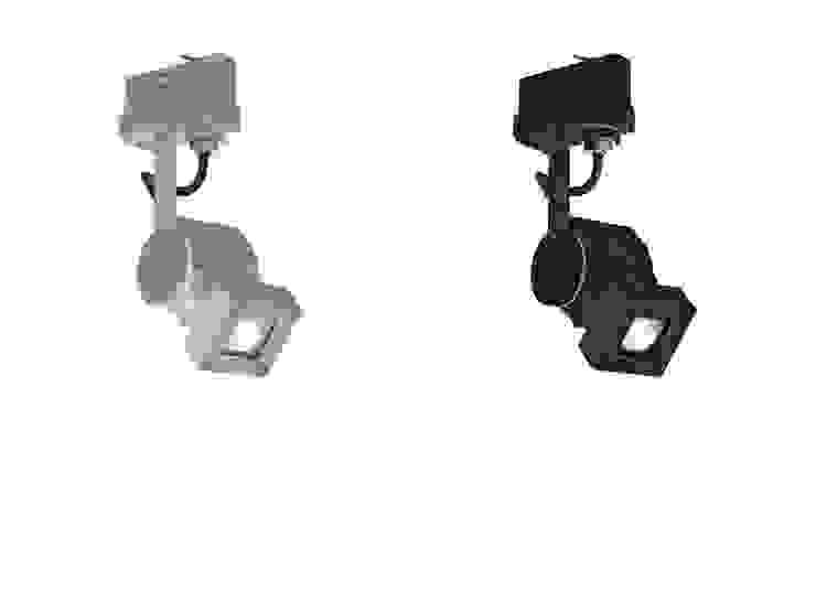Foco led de carril REVO Micro. Iluminación interior. de OutSide Tech Light Moderno