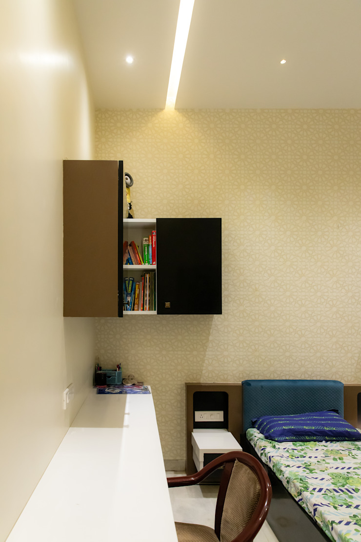 Luxury home in Kanpur: scandinavian  by devminterio.inc,Scandinavian