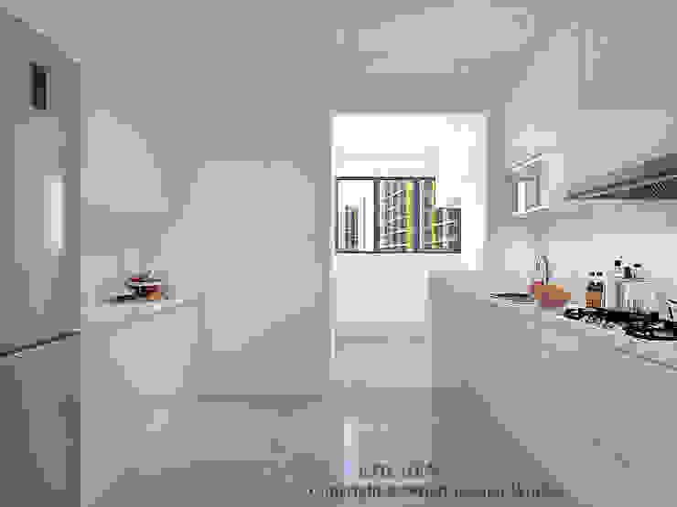 van Swish Design Works Minimalistisch Multiplex