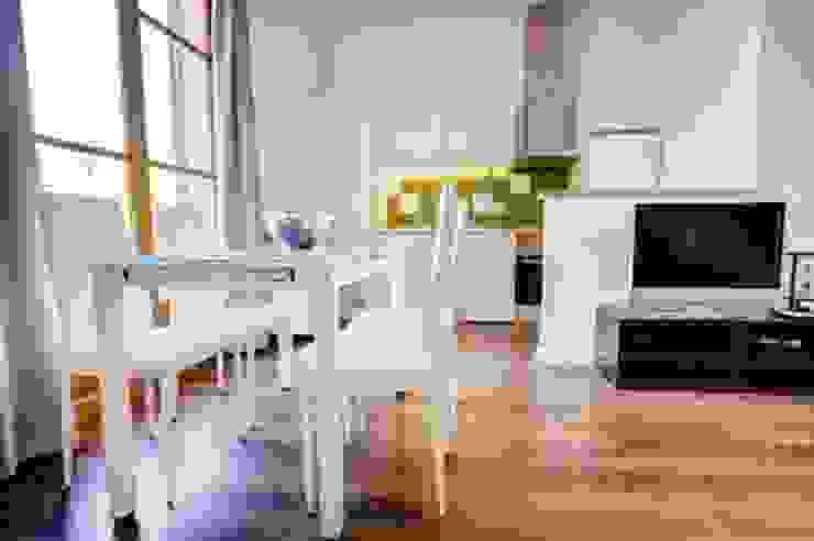 comedor-cocina Comedores de estilo minimalista de FOCUS Arquitectura Minimalista