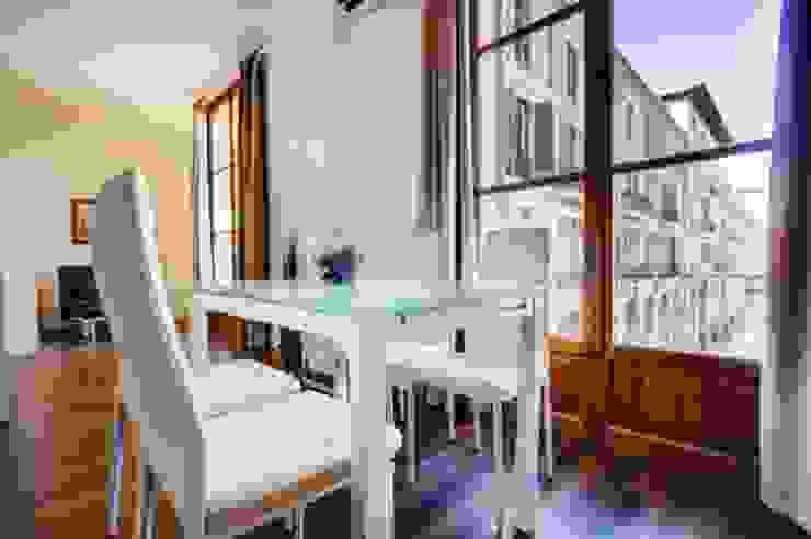 comedor Comedores de estilo minimalista de FOCUS Arquitectura Minimalista Madera Acabado en madera