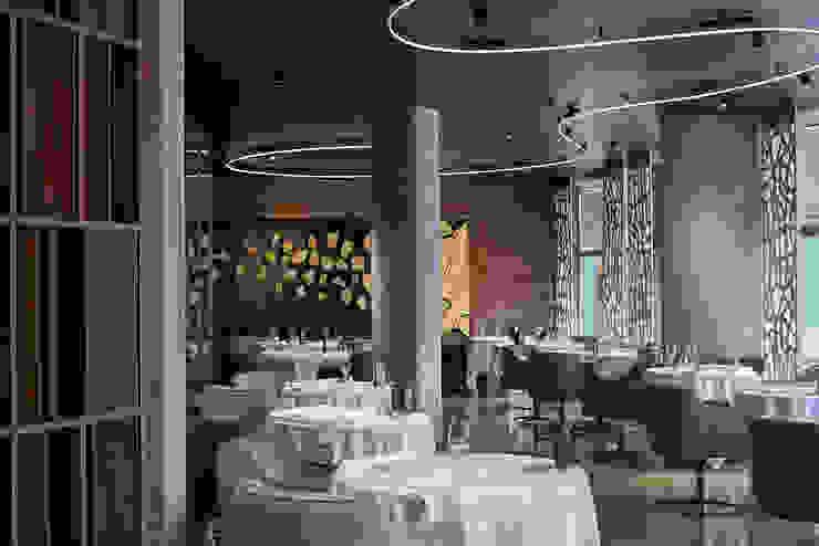 2-sterren Restaurant Fred Rotterdam Eclectische gastronomie van SMEELE Ontwerpt & Realiseert Eclectisch Hout Hout