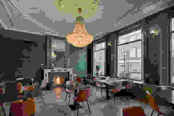 ML in Haarlem Klassieke gastronomie van SMEELE Ontwerpt & Realiseert Klassiek