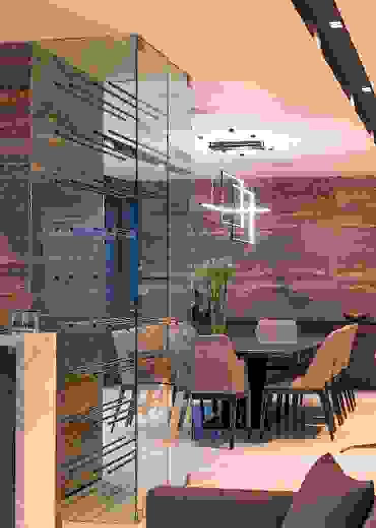 Bodegas de vino de estilo moderno de Concepto Taller de Arquitectura Moderno