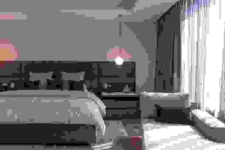 Dormitorios de estilo moderno de Concepto Taller de Arquitectura Moderno