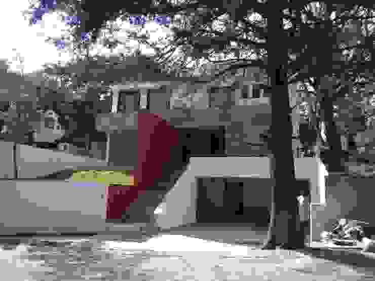 CASA AGUILAR Casas modernas de VCArq Moderno