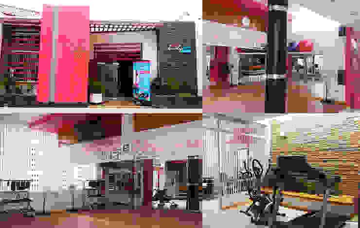 by Diseño Integral y Construcción S.A.C. Modern Concrete