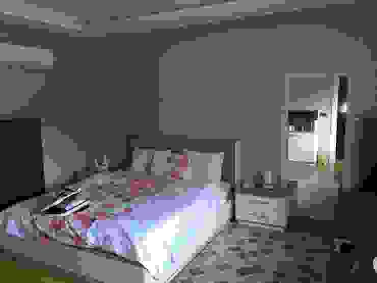 Yatak odası ( önce ) MENTAL ARC DESIGN