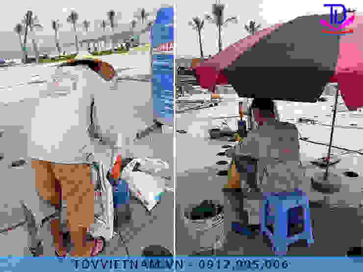 by Công ty Đài phun nước TDV Việt Nam Сучасний