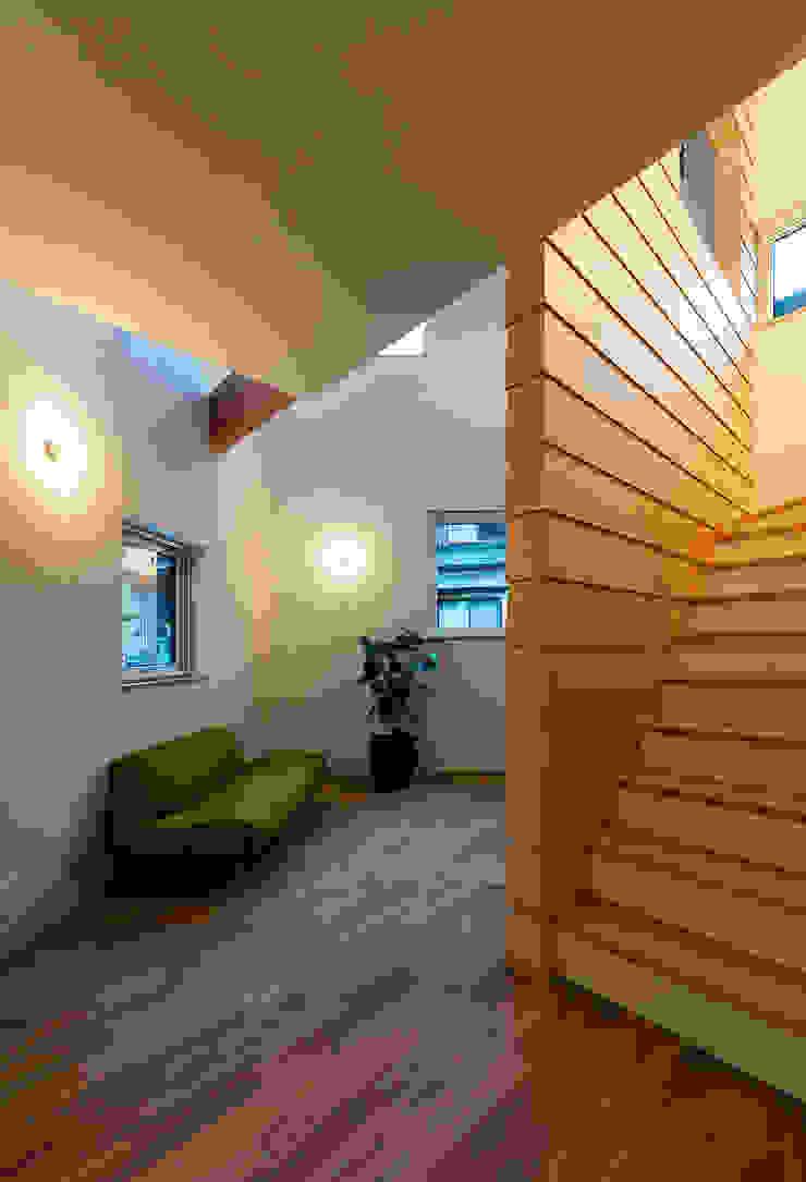 Minimalistische Wohnzimmer von HAMADA DESIGN Minimalistisch