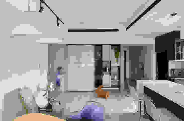 阡宏之築 Cc home 根據 耀昀創意設計有限公司/Alfonso Ideas 北歐風