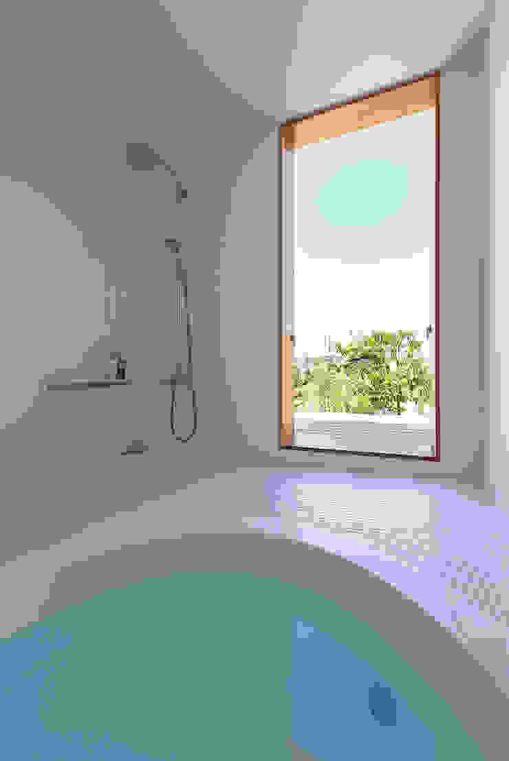 Ausgefallene Badezimmer von HAMADA DESIGN Ausgefallen