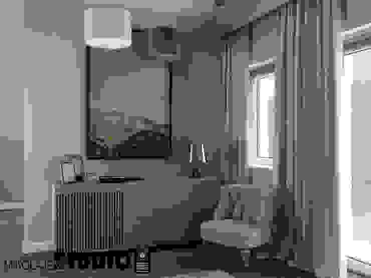 MIKOŁAJSKAstudio Kamar Tidur Modern