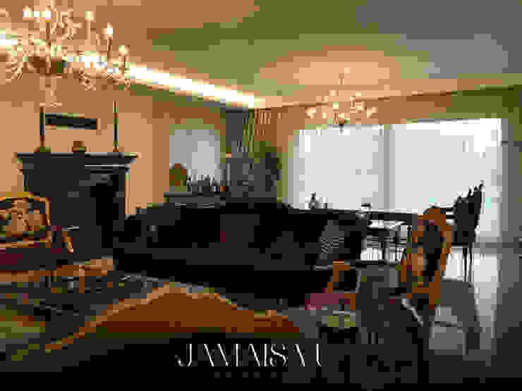 Klassische Wohnzimmer von Jamaıs Vu Atelıer Klassisch
