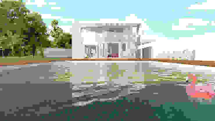 José Melo Ferreira, Arquitecto Single family home White