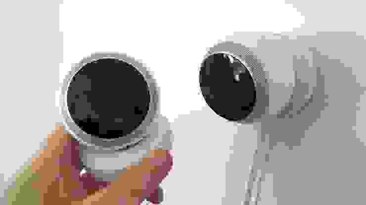 Hd security cameras first digital surveillance Los Angeles Mediterranean corridor, hallway & stairs Chipboard Blue