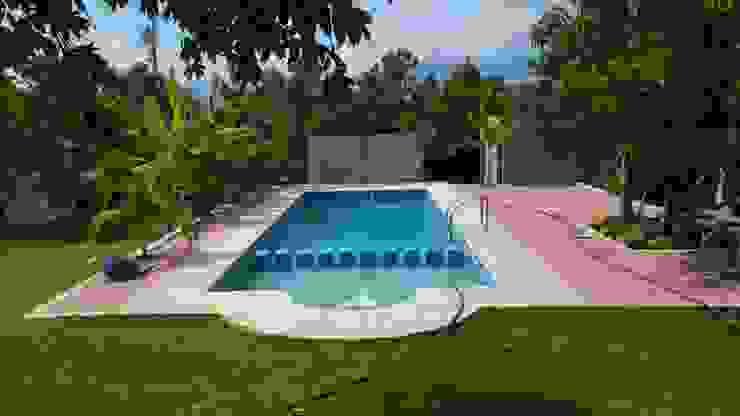 SERVICIOS Y ACABADOS PARA LA CONSTRUCCION Classic style pool