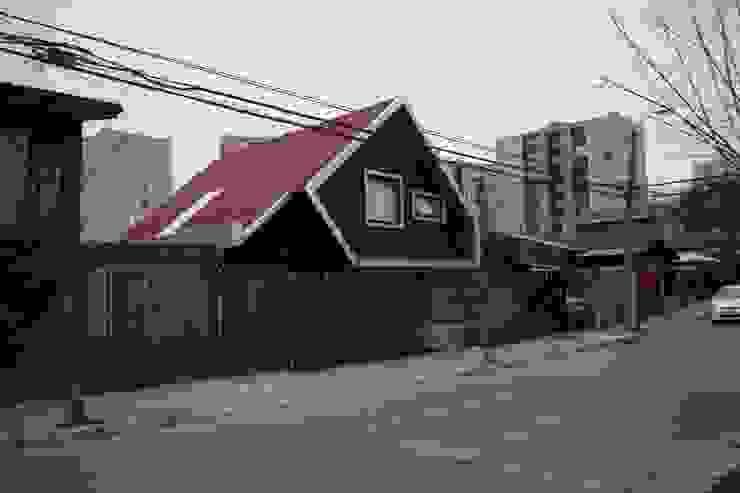 Casa ov de corner Moderno
