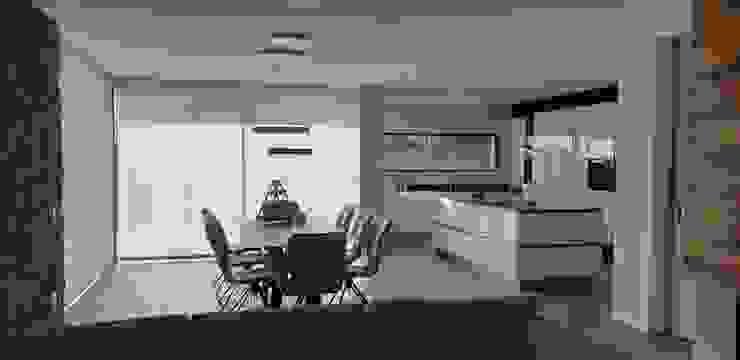 GARLIC arquitectos Living room