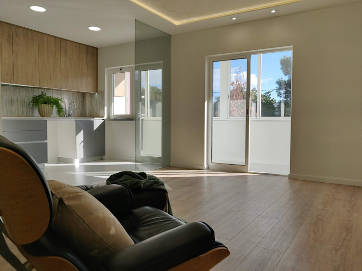 C evolutio Lda Living room