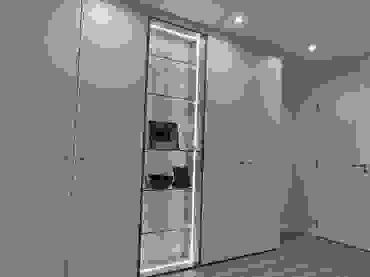 C evolutio Lda Modern style bedroom Wood White