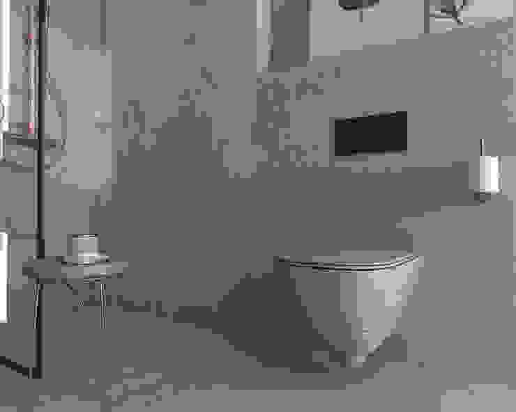 O Mate que adiciona brilho à sua casa Casas de banho modernas por Smile Bath S.A. Moderno Cerâmica